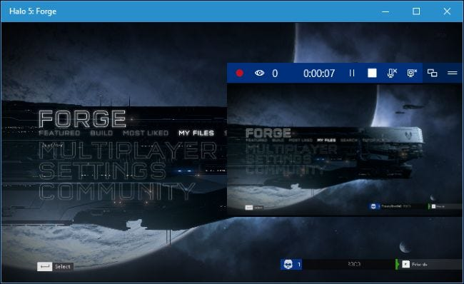 Windows 10 Broadcasting для Microsoft Mixer